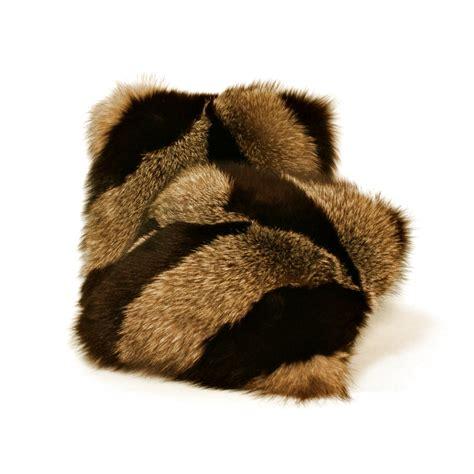 fox fur pillows wolverine furs