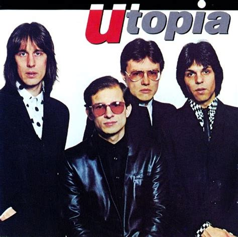 utopia swing to the right powerpop overdose utopia utopia 1982