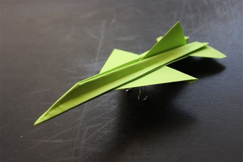 The Best Origami - free coloring pages how to make a cool paper plane