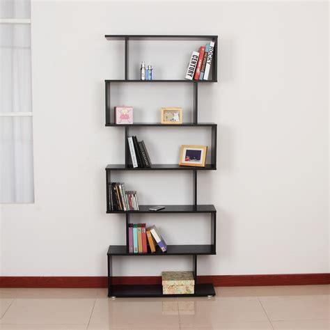 6 tier multi capacity bookshelf guangzhou vekin