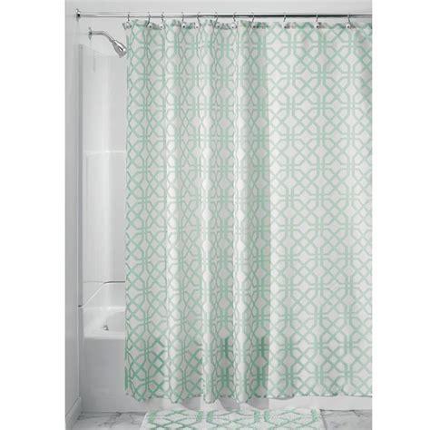 shower curtain longer than 180 cm new shower curtain inter design trellis fabric stone gray