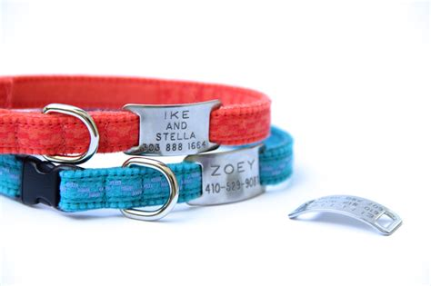 tag on collar add id tag to my cat collar by ikeandstella on etsy