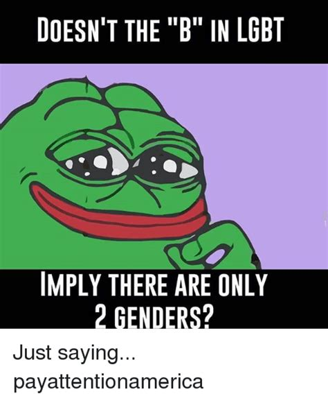 Lgbt Meme - 25 best memes about only 2 genders only 2 genders memes