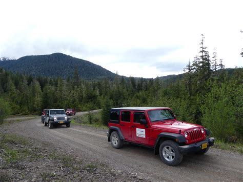 jeep banshee atv jeep expeditions icy strait point icy strait point