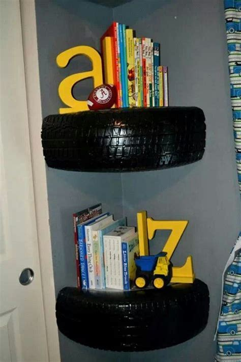 Do Tyres A Shelf by Tire Shelves Many More Ideas For Recycling