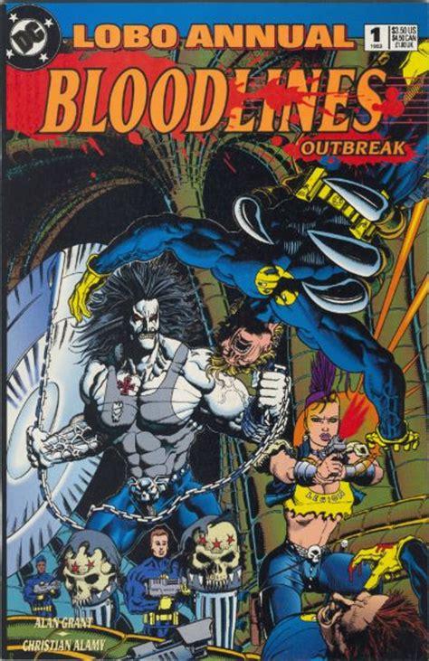 Justice League Tp Vol 2 Outbreak Rebirth Jan170380 lobo annual vol 2 1 dc database fandom powered by wikia