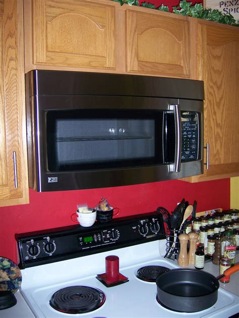 how to install the range microwave without a cabinet how to install the range microwave without a cabinet