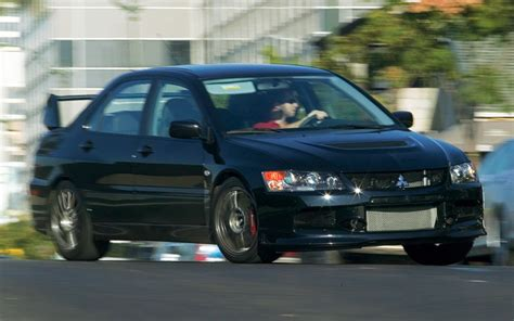 2006 mitsubishi lancer reviews and rating motor trend 2006 mitsubishi lancer evolution mr long term road test arrival review motor trend