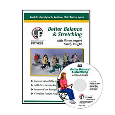 better balance therapy resistance chair inchbetter balance inch