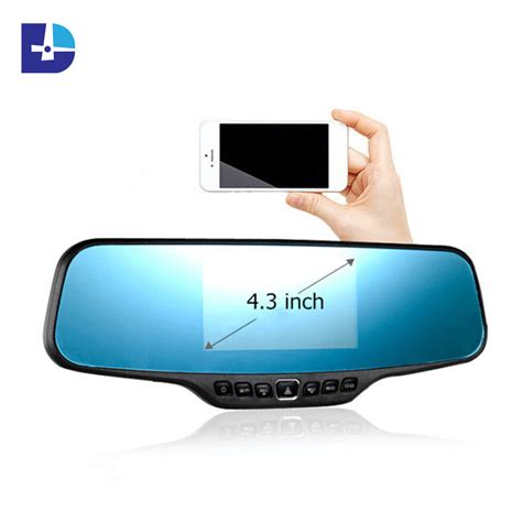 Car Dvr Hd 3 Recorder Vision 4 Inch buy wholesale vehicle blackbox dvr 4 3 quot from china