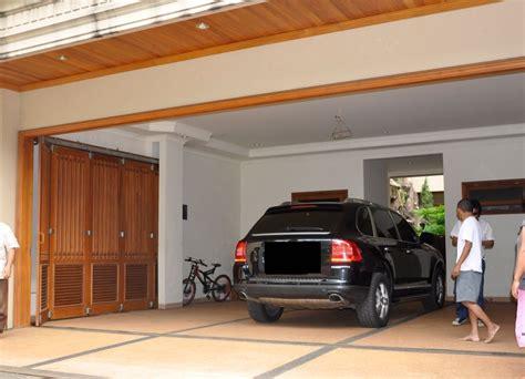 desain garasi mobil mewah ide model desain garasi rumah bongproperty com