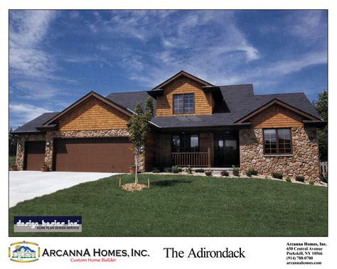 adirondack panelized home arcanna homes construction