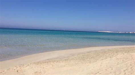 baia verde gallipoli il mare e la spiaggia di baia verde gallipoli