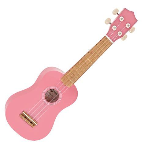 Ready Ukulele Okulele Uke 21 Grande Pink ukulele by gear4music pink at gear4music