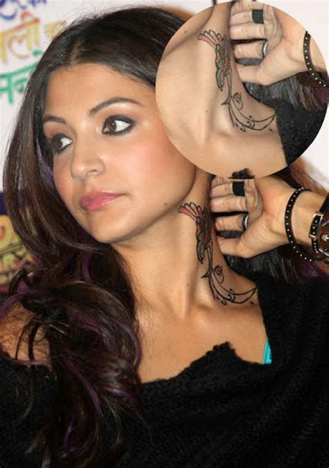 actresses with tattoos female actress tattoos