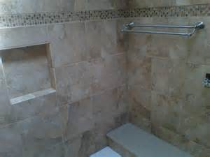 tub surround with mosaic tile accent superior home