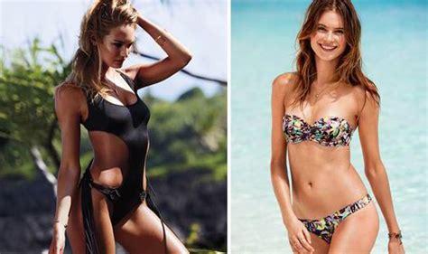 Victorias Secret Models Boogie On For Secret Garden Relaunch by S Secret Model New Swimwear Range In