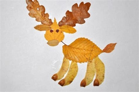 cool fall crafts for 15 cool applique ideas from autumn leaves kidsomania