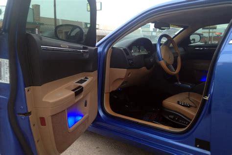 custom chrysler 300 interior 2005 chrysler 300c custom coupe 185937