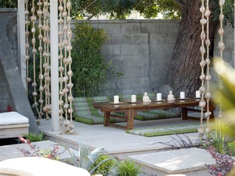meditation area ideas zen outdoor meditation area hgtv