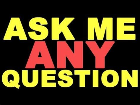 Do You Any Questions For Me Mba by Any Questions 8 28 10 Okay So It S A Day Late