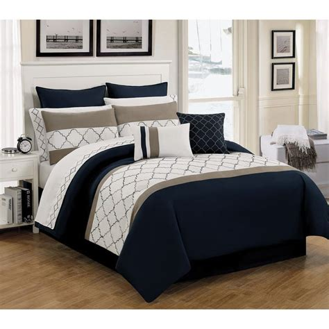 madison park hanover 7 pc comforter set 25 best ideas about king size comforters on pinterest