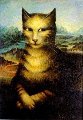 mona cat 1304 best images about mona lisas on collage