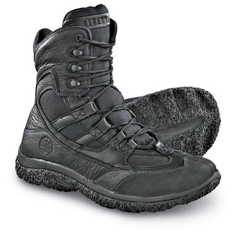s beretta 174 lightning duty boots black 118398