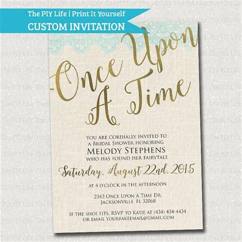 Disney Bridal Shower Invitations by Best 25 Fairytale Bridal Ideas On Fairytale