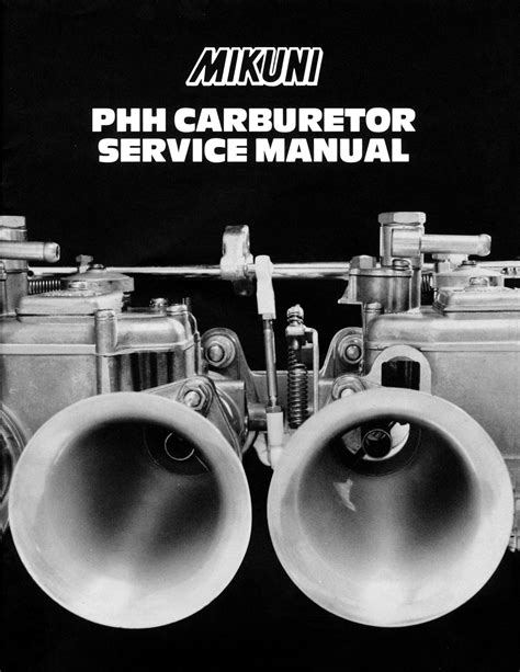 100 tuning manual for su carburetors how does the