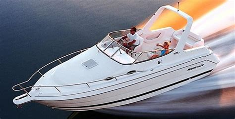 wellcraft boats manufacturer wellcraft 2400 martinique and 2600 martinique two new