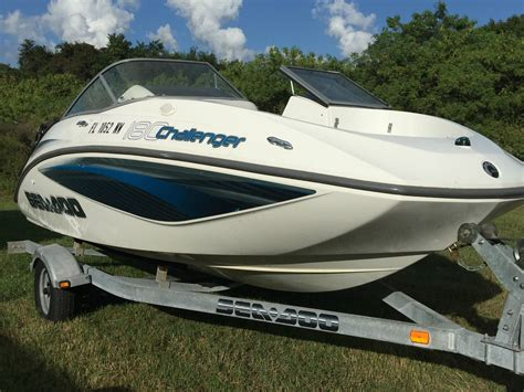 seadoo challenger 1800 for sale sea doo challenger 1800 boat for sale from usa