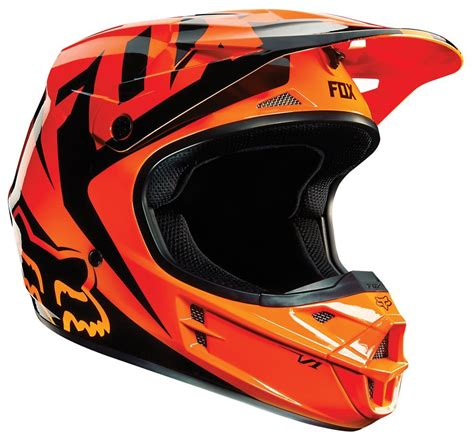 169 95 Fox Racing V1 Race Helmet 205089