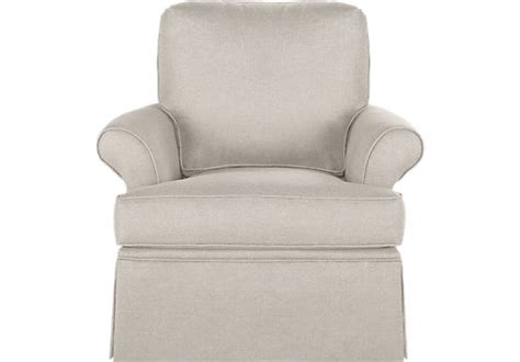 provincetown linen swivel chair chairs