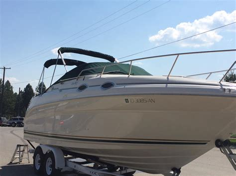 sea ray boats sundancer sale used boats for sale by owner spokane boat show