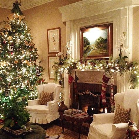 traditional home decoration 25 best ideas about christmas fireplace decorations on