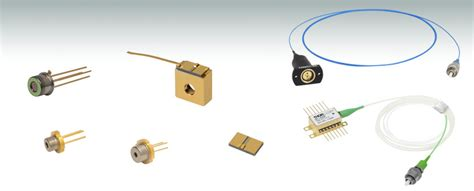 laser diode guide output powers up to 3 w package styles in house manufactured and third options
