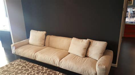 divano flexform outlet flexform divano soft divani lineari tessuto divani