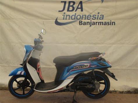 Kran Bensin Mio Sporty yamaha mio fino sporty fi 125 blue motor lelang