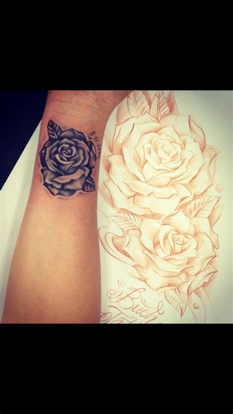 rose wrist tattoos tumblr wrist pictures to pin on tattooskid
