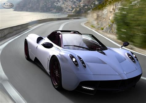 Pagani: Huayra Roadster to Arrive by 2017   autoevolution