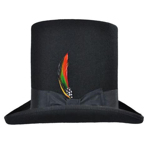 Top Hantshop jaxon hats stovepipe wool felt top hat top hats