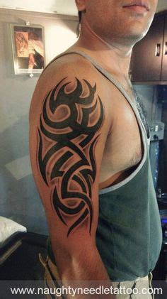 Tattoo Maker In Goregaon | 30 best tribal tattoo designs for mens arm quarter