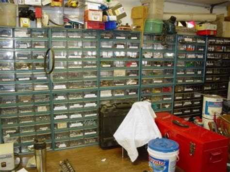 Garage Parts Storage Ideas Need Small Parts Storage Ideas Yesterday S Tractors