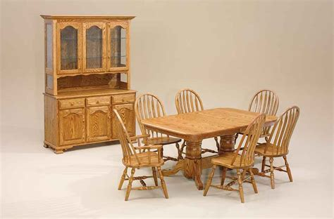 Amish Dining Room Furniture Amish Made Diningroom Sets