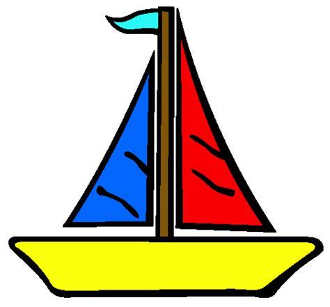 barco dibujo simple dibujo barco de vela imagui