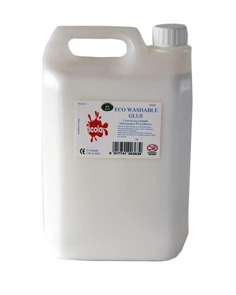 Pva Glue Blue Slime Dll pva glue 5 litre play resource
