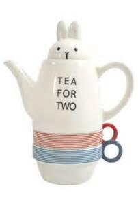 Ideas Design For Teapot L Adorable Animal Teapots Tea For Two Bunny And Panda Tea Sets By Shinzi Katoh