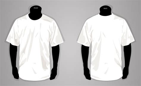 t shirt template psd front and back t shirt template front and back free vectors ui