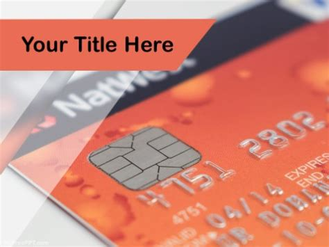 credit card ppt templates free free e commerce powerpoint templates myfreeppt